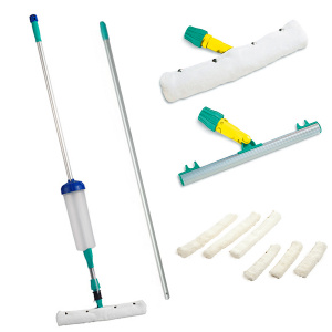 Complete wasapplicator